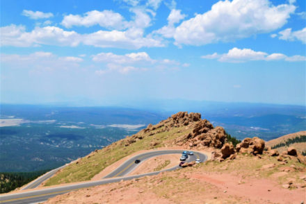 Top 9 Scenic roads Near Denver