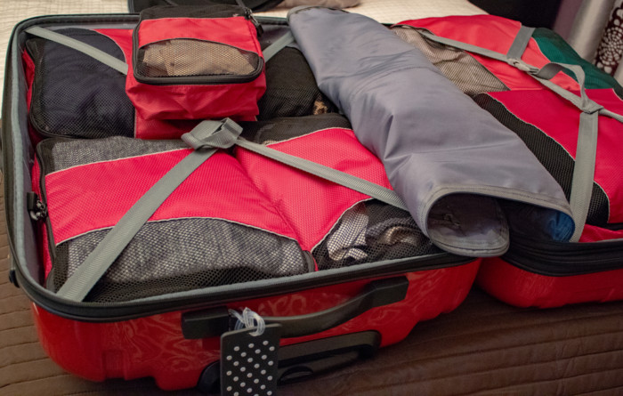 a guide to packing cubes