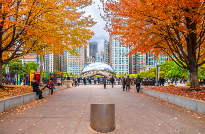 best places to spend thanksgiving in usa