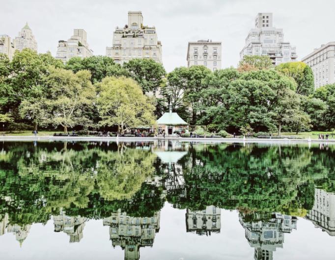 list of Central Park entrances