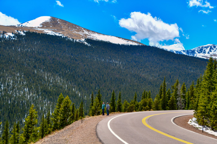 the Top 9 Scenic Drives Near Denver
