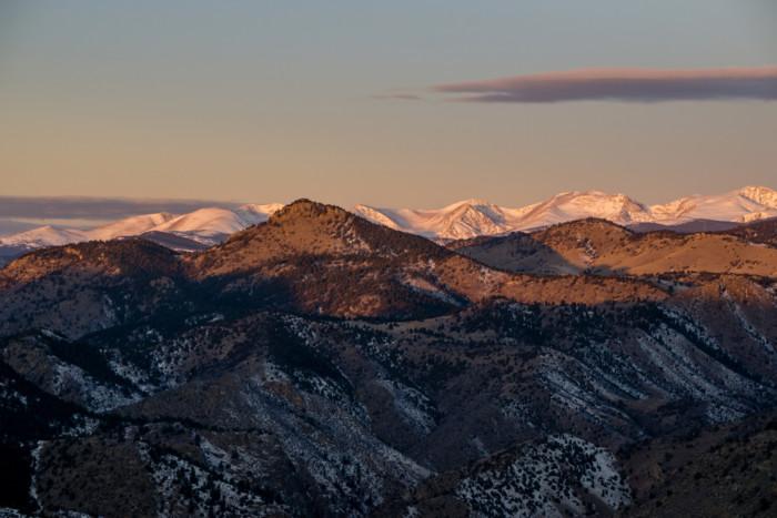 the best Scenic Drives Near Denver