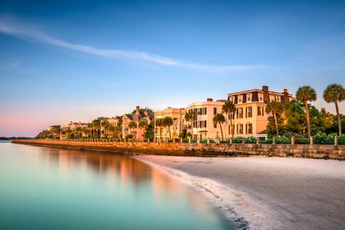 things to do in Charleston, South Carolina USA