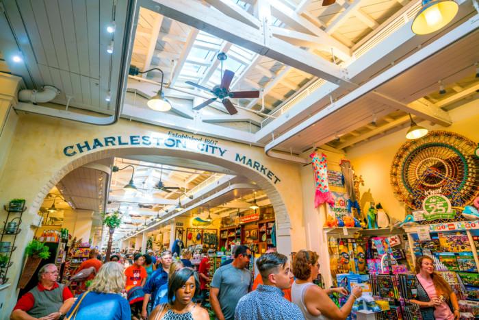 top things to do in Charleston, South Carolina