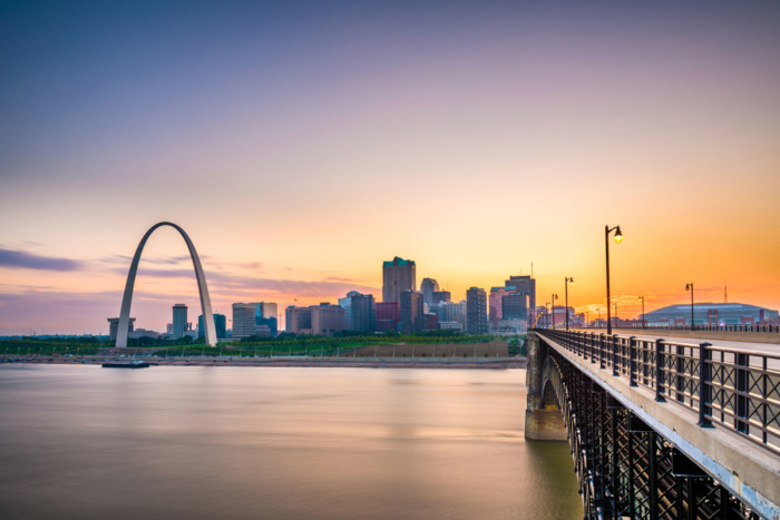 Things to do in Saint Louis list