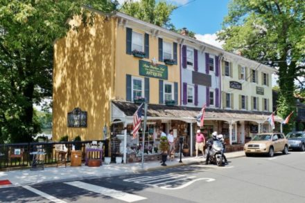 Top Towns in New Jersey