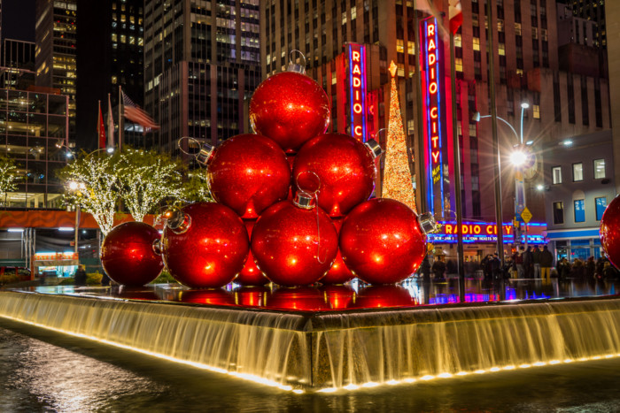 best NYC Christmas trees