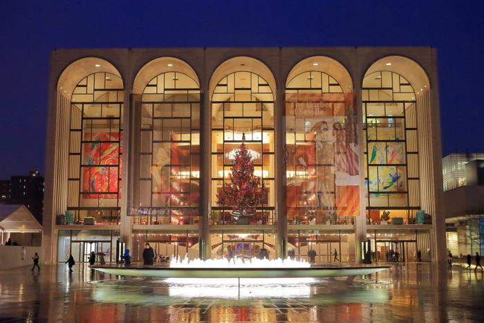 best New York City Christmas trees