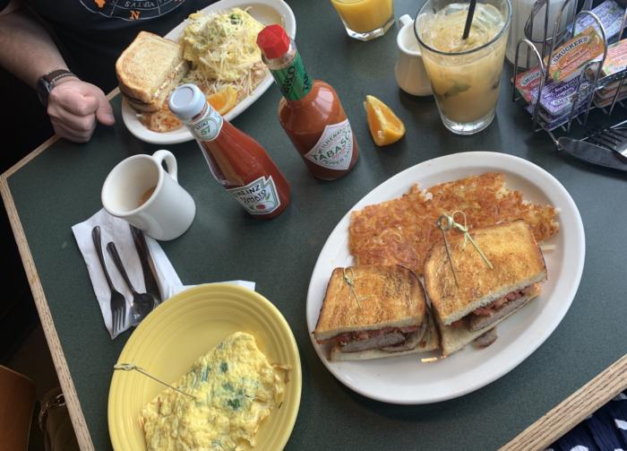 breakfast fun things to do in Seattle