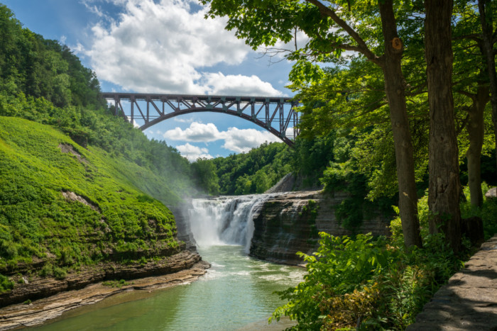 guide to Finger Lakes, New York