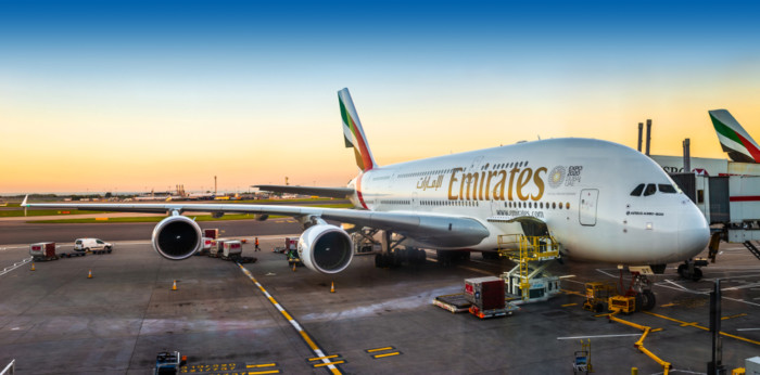 Emirates business class during pandemic 2021 review