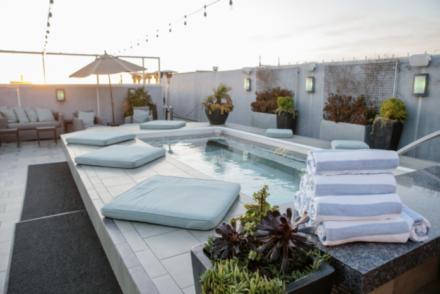 the best beach hotels in LA