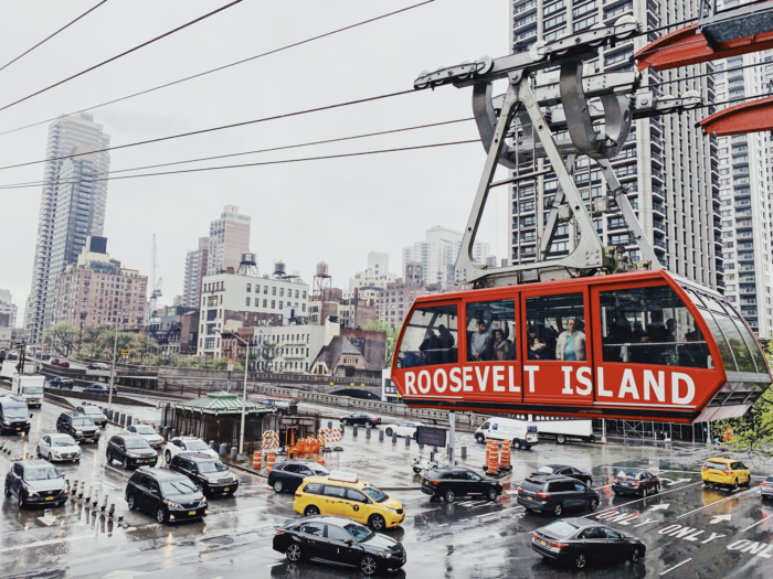what to do in nyc - roosevelt tram