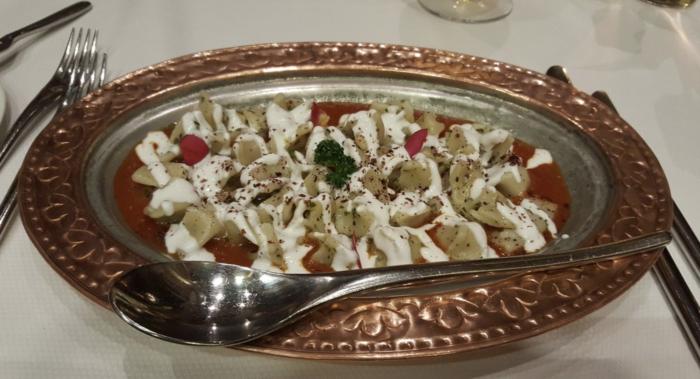 delicious Turkish restaurants in Dubai