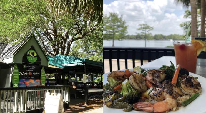 dog friendly restaurants in Orlando