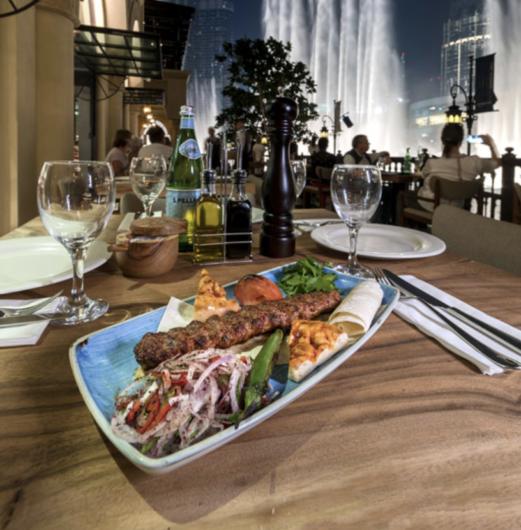 dubai turkish restaurants