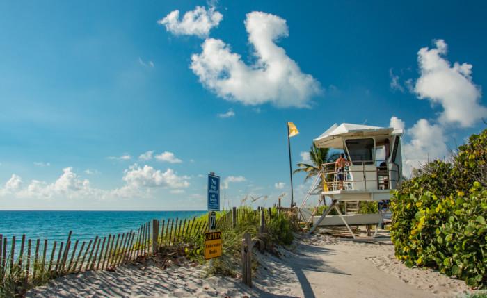 nude beaches in Florida.