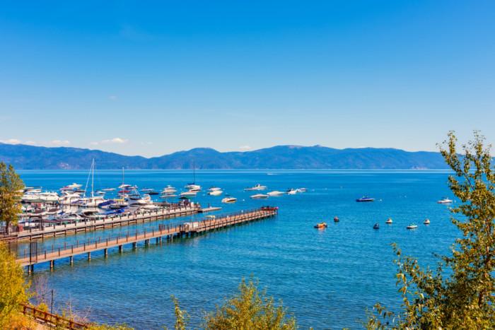 pretty towns in California