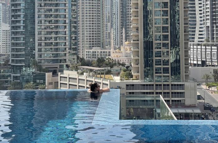 Jumeirah Living Marina Gate dubai photos