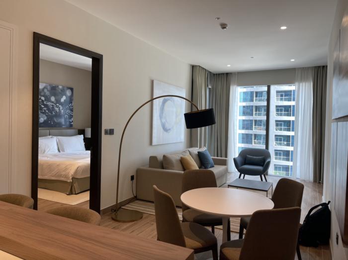 Jumeirah Living Marina Gate hotel