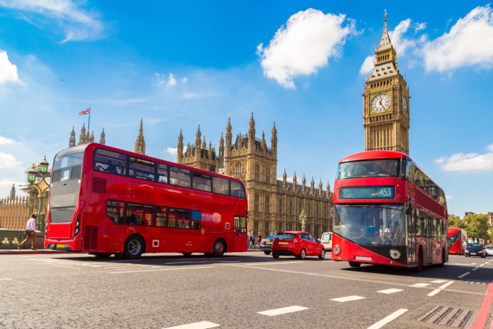 London sightseeing must see places
