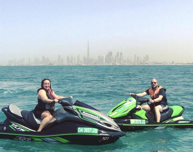 sightseeing in Dubai