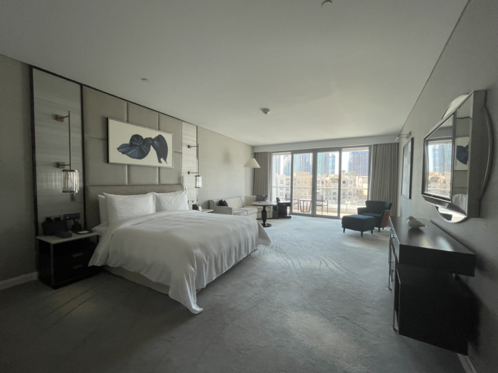 The Address Downtown Hotel review of room