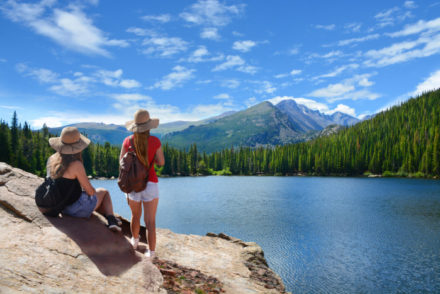 free camping spots in Colorado
