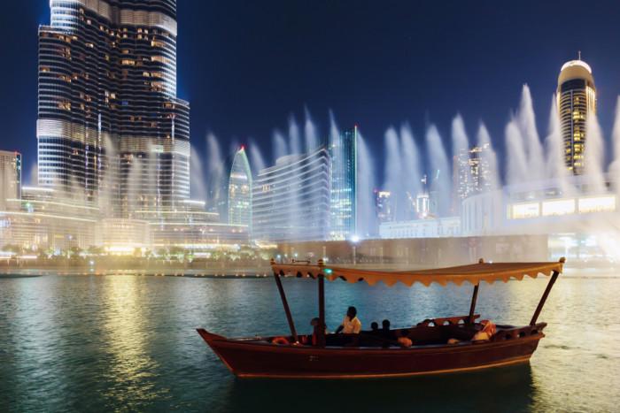 sightseeing dubai dubai fountains