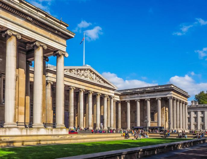 sightseeing in london british museum