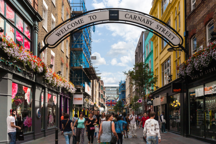 sightseeing in london food tours