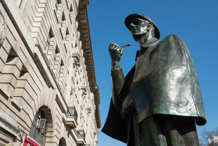 sightseeing in london sherlock holmes