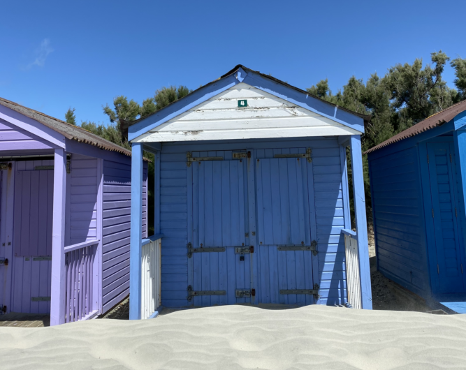 beach hut west wittering beach