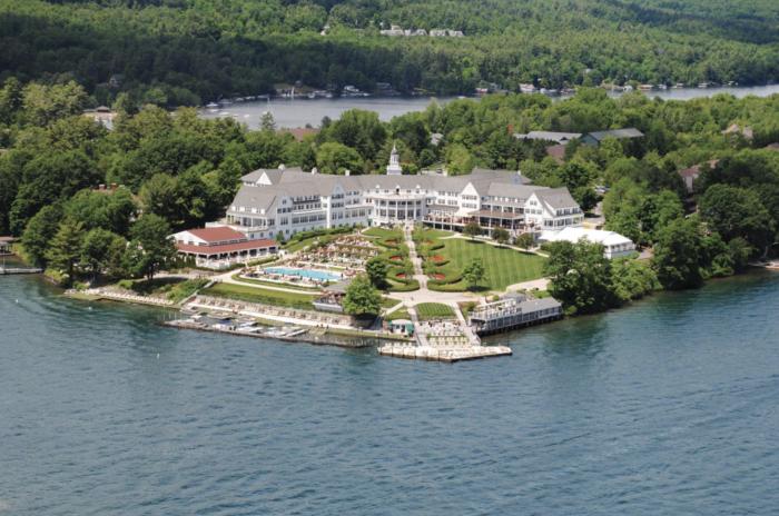 resorts in upstate new york