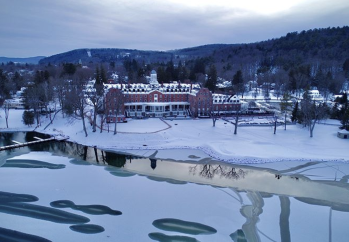 The Otesaga Resort Hotel upstate new york hotels