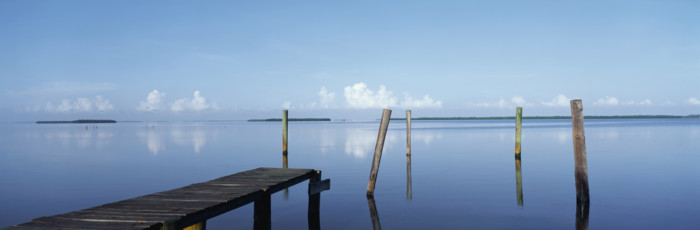This,Is,The,Morning,View,Of,Pine,Island,Sound.,Its