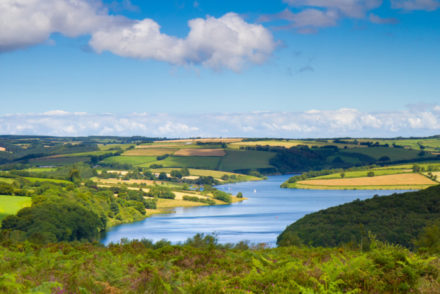 Wimbleball Lake Exmoor things to do in somerset
