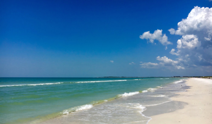 beaches near orlando florida