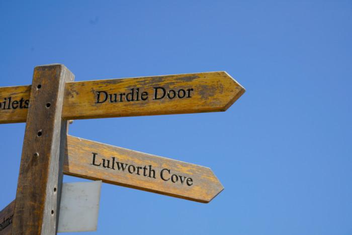 Durdle Door Beach dorest