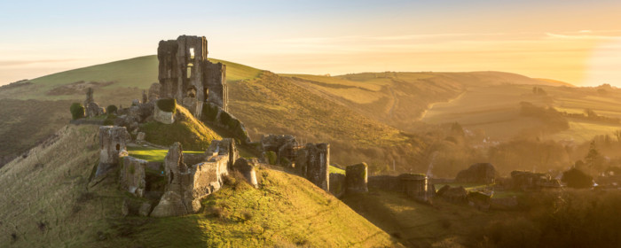 corfe castle things to do in poole