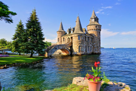 heart island castles in new york state