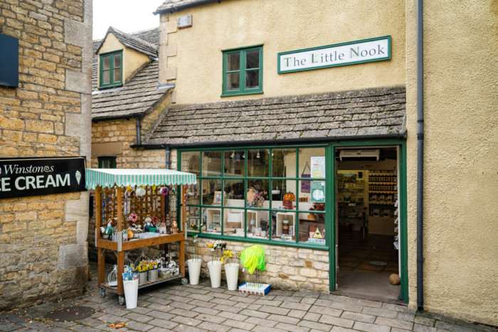 the little Nook things to do in Bourton-on-the-Water