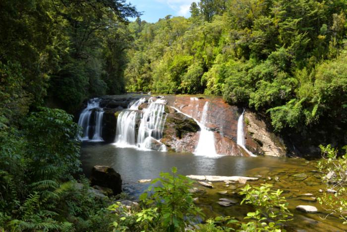 Coal Creek Falls twin Falls Snoqualmie Waterfall Beautiful waterfalls near Seattle