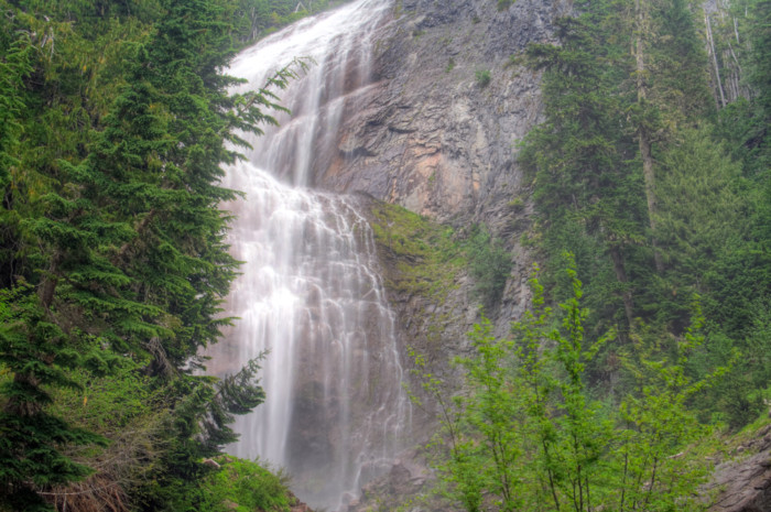 Spray Falls Coal Creek Falls twin Falls Snoqualmie Waterfall Beautiful waterfalls near Seattle