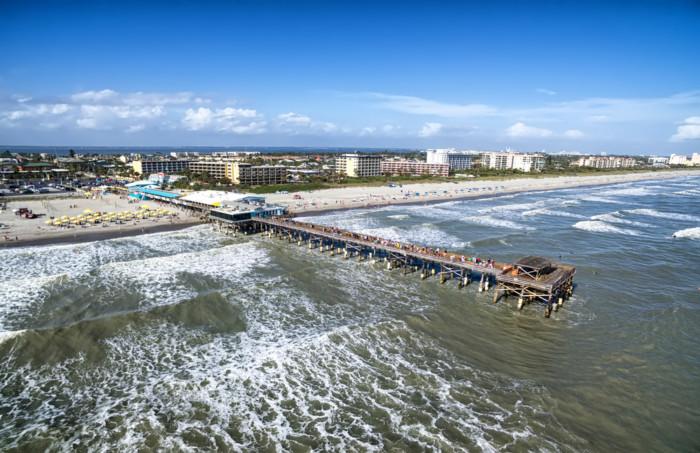 cocoa beach beaches near florida