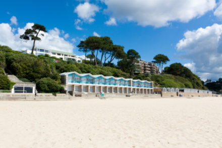 Branksome,Chine,Beach,Poole,Dorset,England,Uk