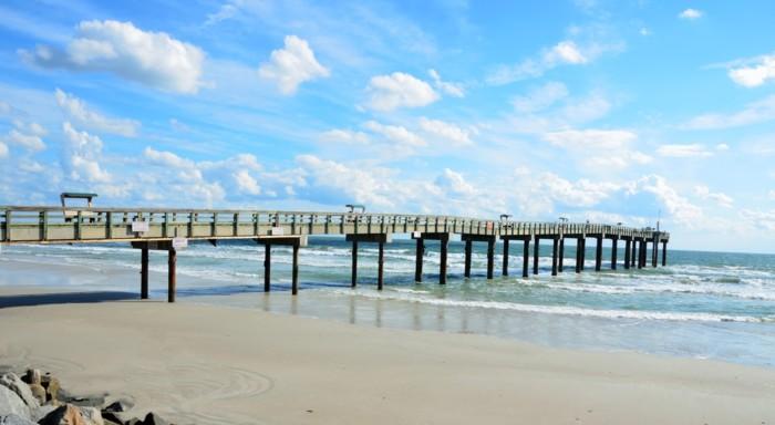 St Augustine Beach beaches near florida
