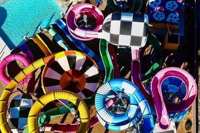 Top 5 waterparks in Las Vegas