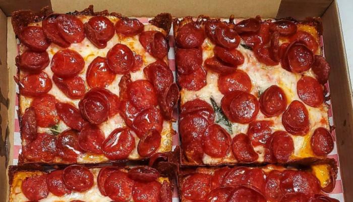pizza list of the best food in las vegas