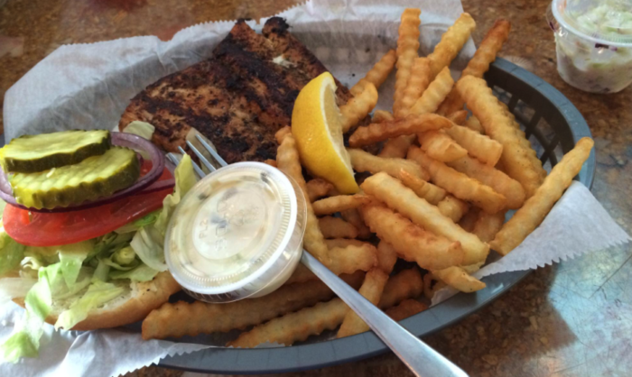 places to eat in fort pierce